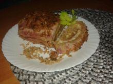 Rolada z mięsa mielonego z serem
