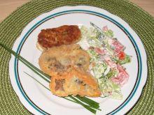Rolada ziemniaczano - mięsna