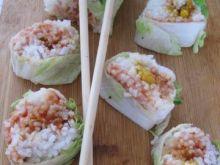 Roladki ala Sushi