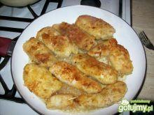 Roladki drobiowe z mielonym mięsem