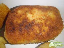 Roladki drobiowe z pieczarkami i serem