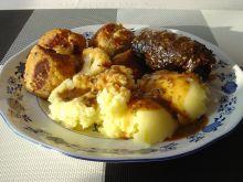 Roladki wołowe zapiekane w piekarniku
