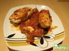 Roladki z kurczaka