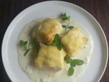 Roladki z kurczaka z szynką i serem 2