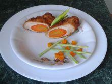 Roladki z marchewką