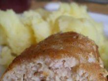 Roladki z mięsa mielonego z korniszonem