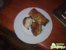 Roladki z piersi kurczaka