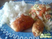 Roladki z piersi kurczaka z serem Morski