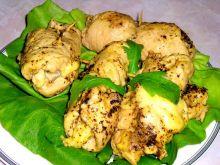 Roladki z piersi kurczaka z ziołami
