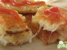 Roladki z tostowego chlebka