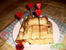 Romantyczne naleśniki po węgiersku