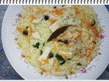 Rosół Eli z ryżem