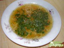 Rosół z wołowina wg Konczi