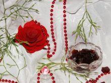 Różane cukiereczki na ostro :
