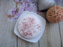 Różany labneh (serek z jogurtu)