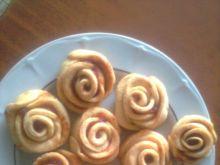 Róże z żurawiną