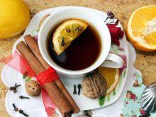 Rozgrzewająca herbata (cynamon,pomarańcz,wanilia)