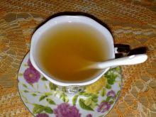 Rozgrzewająca herbata imbirowa