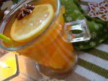 Rozgrzewająca herbatka