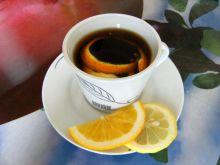 Rozgrzewająca kawa