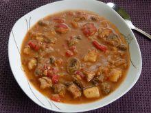 Rozgrzewająca zupa gulaszowa