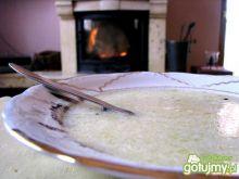 Rozgrzewająca zupa imbirowa