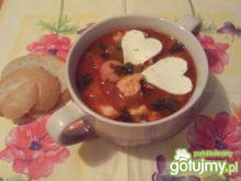 Rozgrzewająca zupa jesienna