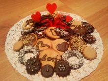 Rozgrzewające, kruche ciasteczka