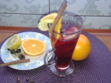 Rozgrzewające wino z owocami