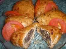 Rożki faszerowane z kurczaka