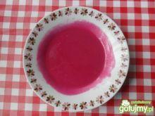 Różowy lukier I