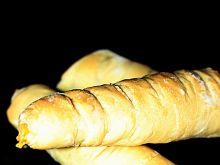 Rurki z serem i szynką dojrzewającą