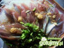Ryba marynowana w sosie ponzu/pondzu