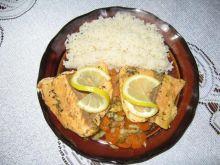 Ryba na warzywach