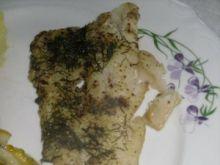 ryba pieczona w foli