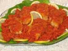 Pyszne ryba po grecku