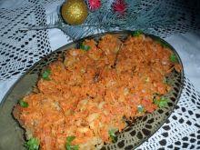 Ryba pod warzywami