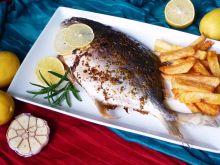Ryba w aromatycznej marynacie