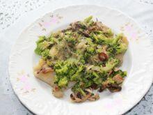 Ryba w brokułach