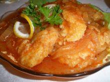 Ryba w cebuli  i zalewie