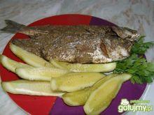 Ryba w majonezie