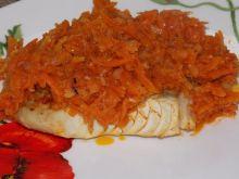 Ryba w soczystym sosie po grecku