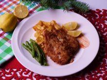 Ryba w sosie musztardowym