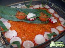 Ryba w sosie słodko kwaśnym po grecku