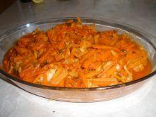 Ryba w warzywnej pierzynce