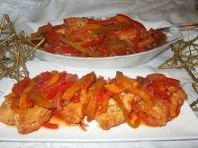 Ryba w zalewie pod warzywami