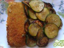 Ryba z cukinią 2