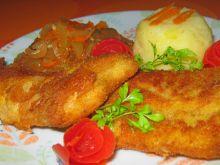 Ryba z czosnkową nutką
