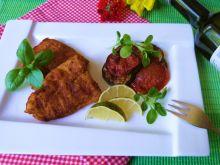 Ryba z warzywami w aromatycznej marynacie