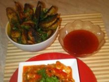 Rybne czerwone curry